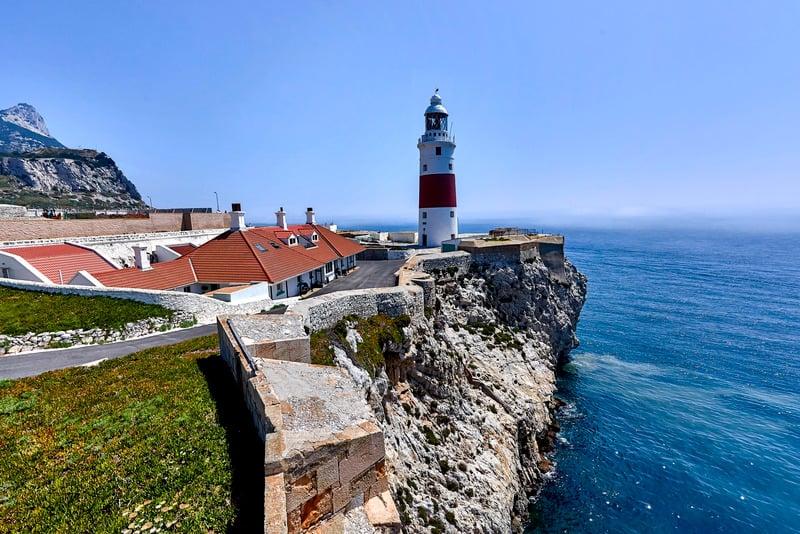 Gibraltar guide, Visit Europa Point