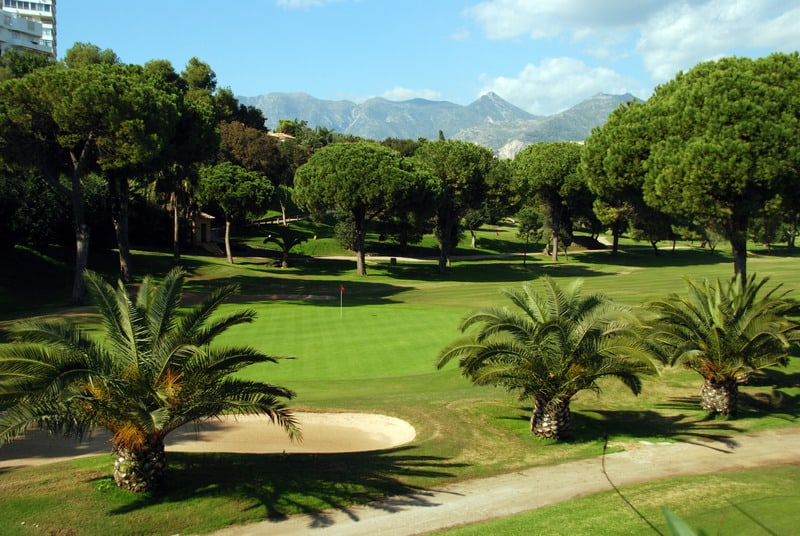 3 day itinerary Marbella, golf lesson