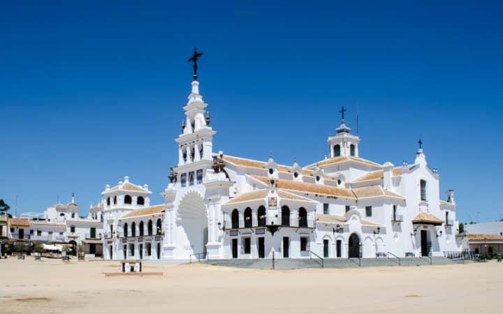 3 day itinerary Huelva, church