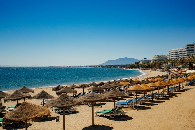 Things to do in Marbella, photo of marbella beach