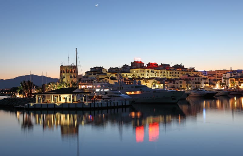 Things to do in Marbella, Enjoy Nightlife