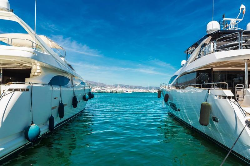 3 day itinerary Marbella, Yacht-spotting in Puerto Banus, marina marbella