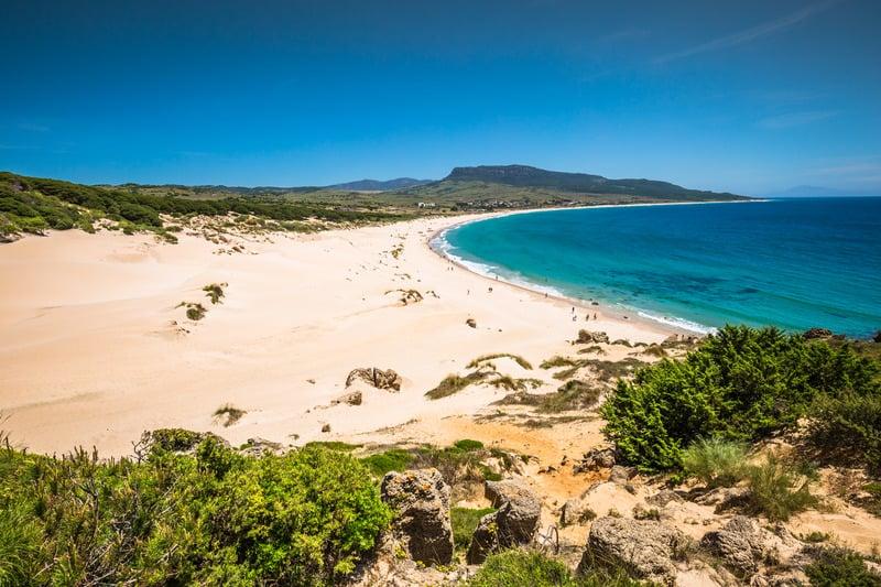 3 day itinerary Tarifa, best beaches
