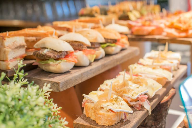 Traditional and tasty tapas in Cordoba, Spain
