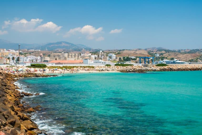 things to do in Tarifa, a picturesque view of the beach