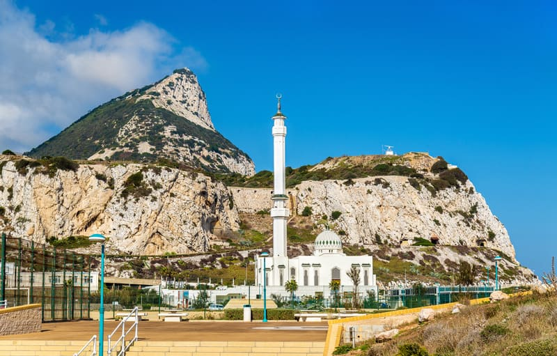 Gibraltar travel guide, Visit the Mosque