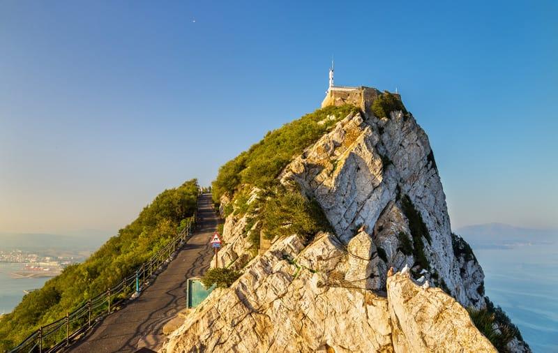 Gibraltar guide, Explore Nature Reserve
