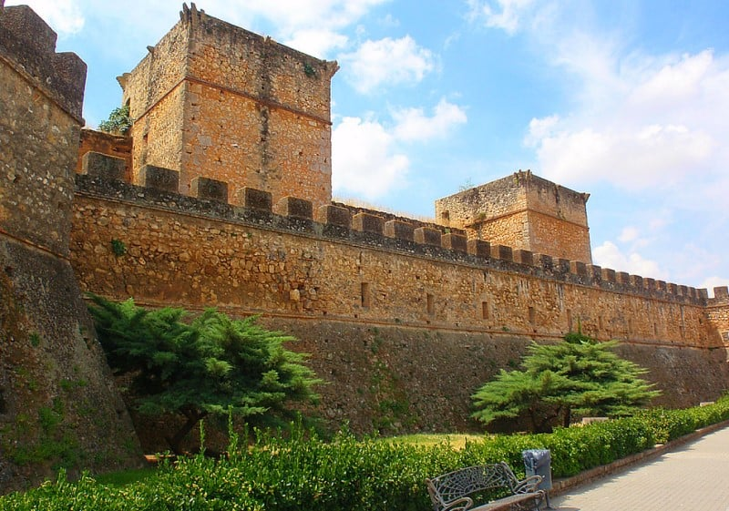 3 day itinerary Huelva, Castillo de la Niebla