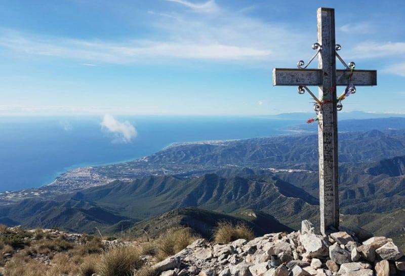 Things to do in Nerja, El Cielo mountain peak