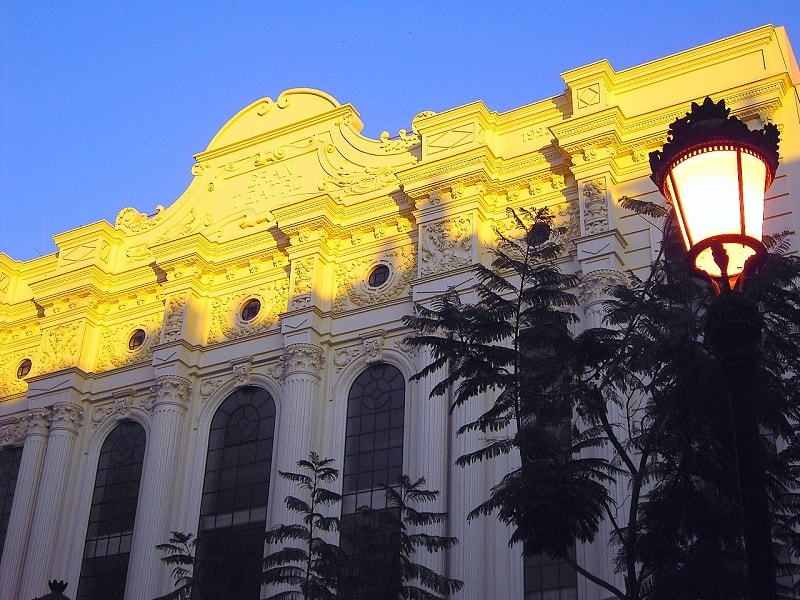Things to do in Huelva, Gran Teatro