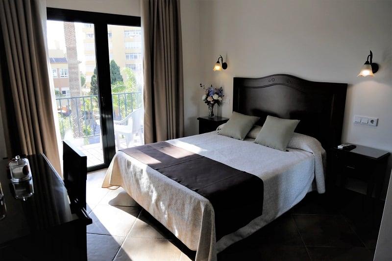 Torremolinos travel itinerary, Hotel Arcos de Montemar