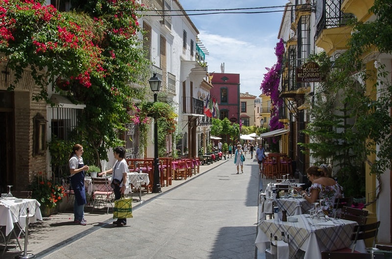 Things to do in Marbella, Visit the Old Town