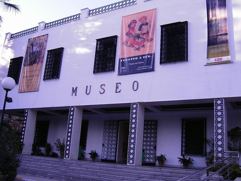3 day itinerary Huelva, museum