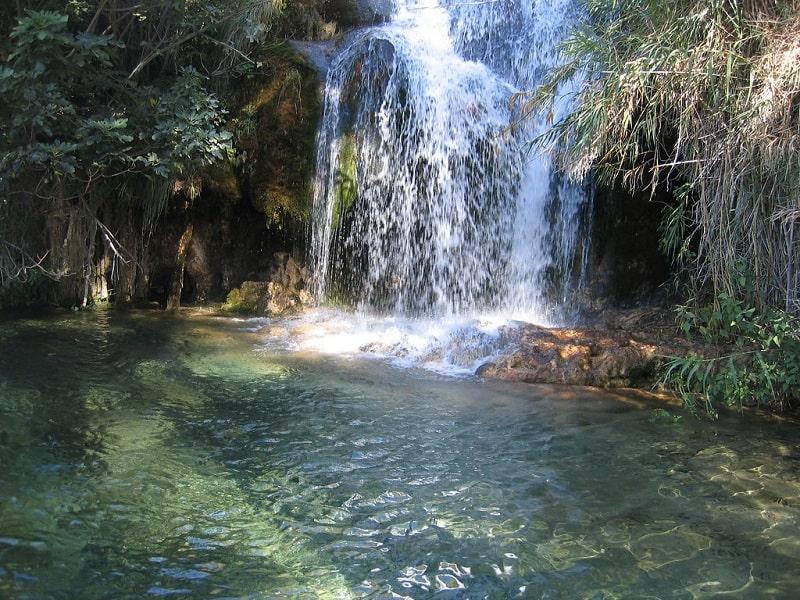 Things to do in Nerja, waterfalls in nerja