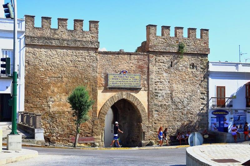 3 day itinerary Tarifa, Puerta de Jerez, spain