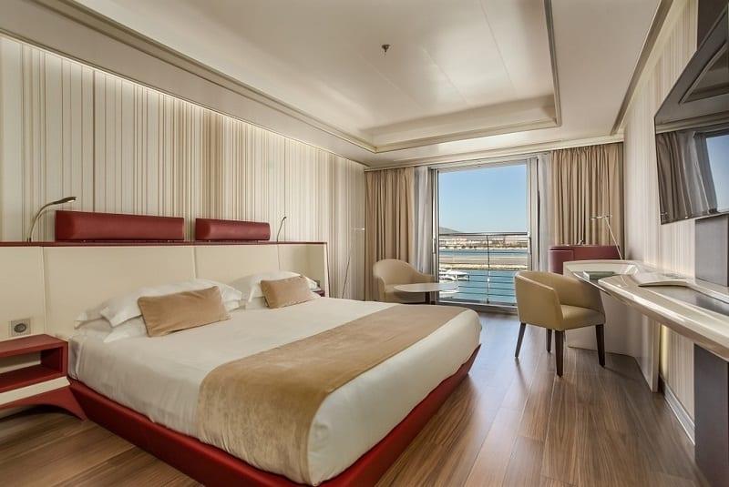 Gibraltar guide, Sunborn Hotel