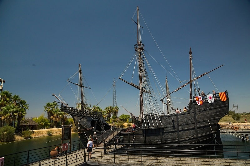Things to do in Huelva, Columbus Ships in Palos de la Frontera