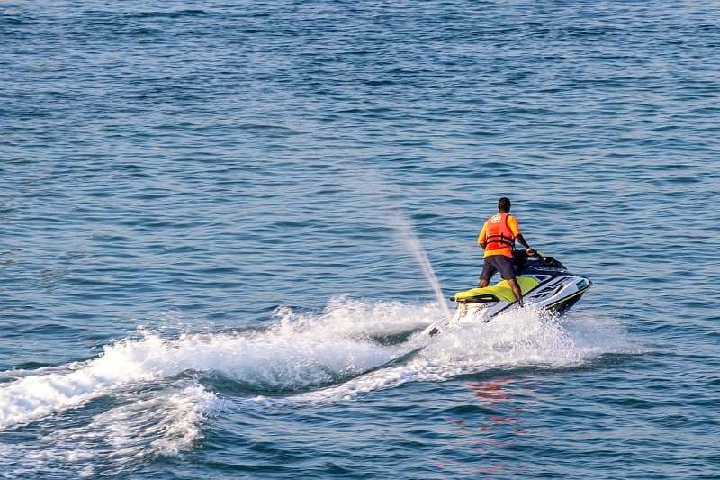 Things to do in Marbella, water activity, jet skiing