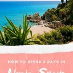 Are you looking for the best things to do in Nerja, Spain? Find a complete itinerary with the best attractions in Nerja, Spain including the best Nerja beaches, the best hotels in Nerja and Nerja restaurants to eat paella. If you are wondering what to do in Nerja, Andalucia, this guide will take you to Nerja old town and make you fall in love with gorgeous Nerja photography and Nerja photos. #nerja #nerjaspain #nerjaspainthingstodo #andalucia #andalusia #southernspain #nerjabeach #nerjaphoto