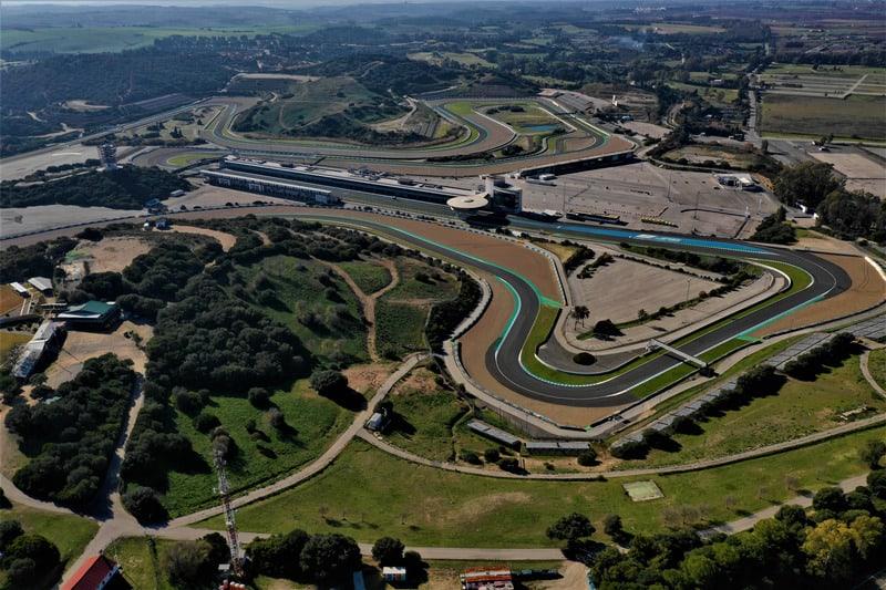 jerez guide, Visit the motor Circuit in jerez