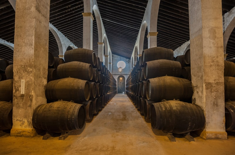 jerez guide, Visit the Sherry wineries
