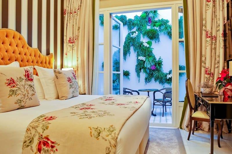 jerez travel guide, Hotel Casa Palacio María Luisa