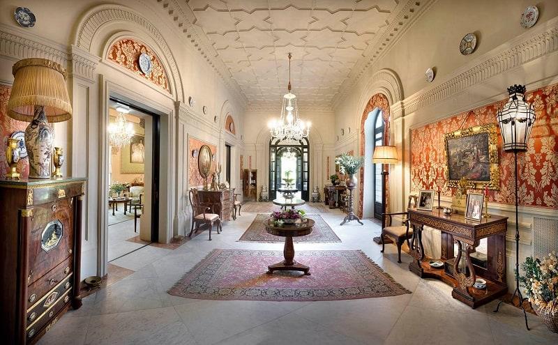 things to do in Jerez, Visit Palacio del Virrey Laserna
