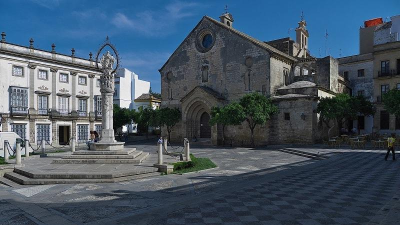 jerez travel guide, Have a coffee at Plaza de la Asunción