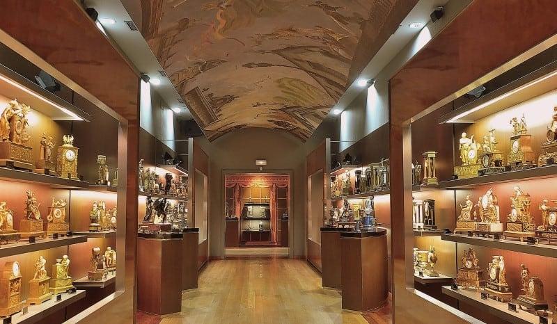 jerez guide, Visit the clock museum