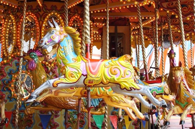 Best things to do in Malaga with kids - 3 day itinerary, Tivoli World Amusement Park