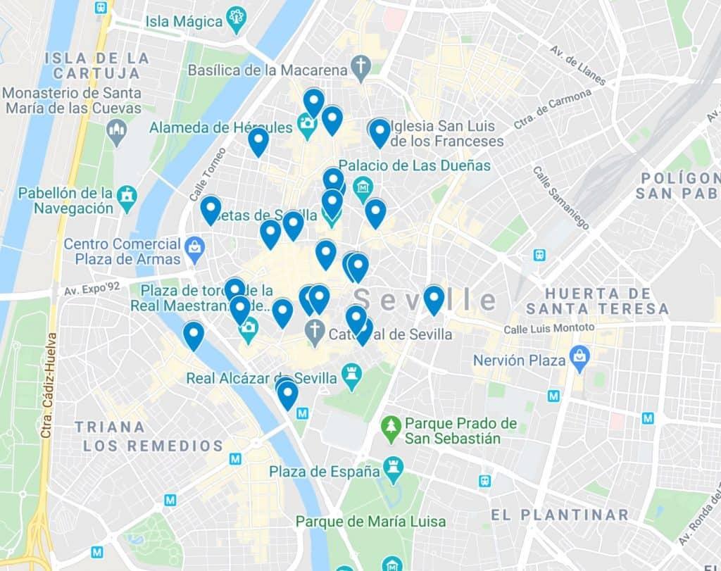 best restaurants in seville