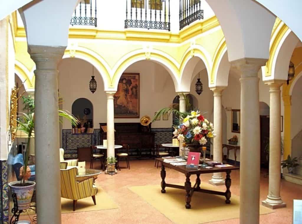 hotel abanico seville hotel, boutique hotel