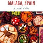 Are you wondering where to eat in Malaga and where to get the best food in Malaga, Spain? We got you covered with this ultimate food guide on the best places to eat in Malaga, Andalucia. This Malaga foodguide takes you to the best tapas markets and best restaurants in Malaga to eat paella, tapas or breakfast. Be ready to explore some of the best restaurants in Malaga recommended by a local. #malaga #malagafood #malagarestaurants #malagatapas #malagamarket #spain #andaluciafood #spainfood #foodie