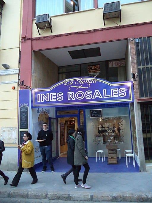 Tienda_de_Inés_Rosales- torta azeite seville
