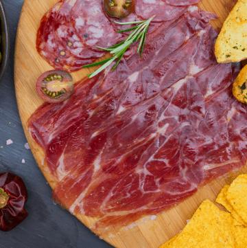 spanish ham, jamon iberico