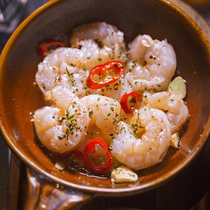Spanish Garlic Shrimp - DIY Easy Recipe