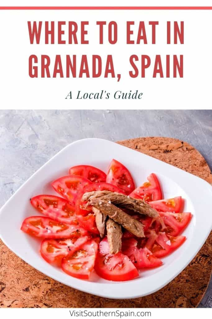 Are you wondering where to get the best food in Granada? This is the ultimate guide that takes you to the best restaurants in Granada in case you are wondering where to eat in Granada, Spain. There are plenty of places to eat in Granada but if there seems to be a top restaurant in Granada for every typical food from Granada. Thus find the best restaurants in Granada to eat paella, churros, or have brunch in Granada, Andalusia. #granadafood #granadarestaurants #granadapaella #andalusia #spainfood