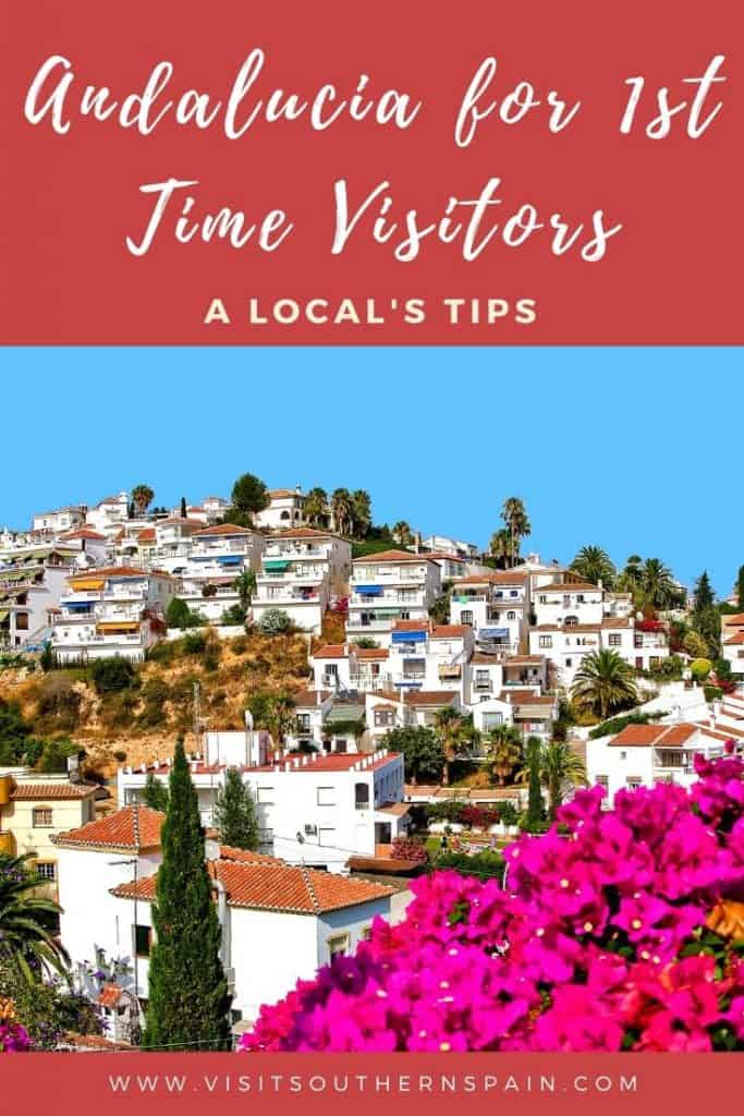 Are you traveling to Andalucia for the first time? This is the ultimate guide on things to do in Andalucia with a selection of the best tours, restaurants and activities to do in Andalucia. For every province and large city, we recommend the top things to do, such as Seville, Malaga, Cadiz and Cordoba. Thus get the ultimate selection of must-sees in Andalucia, Spain. This guide is suitable for outdoor lovers, foodies, and architecture buffs. #southernspain #andalucia #thingstodoandalucia #spain