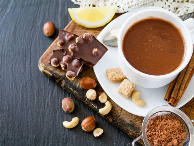 spanish hot thick chocolate, recipe chocolate caliente spain