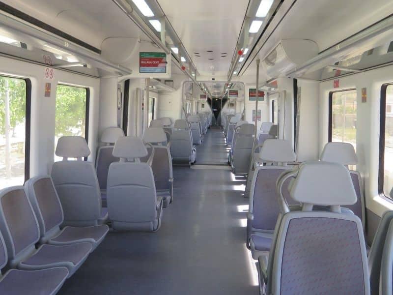 malaga train to marbella