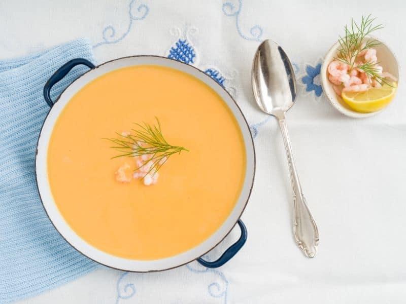 spanish shrimp soup recipe