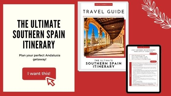 Southern Spain Book Banner