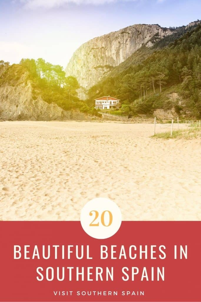 20 Best Beaches in Southern Spain to Unwind!