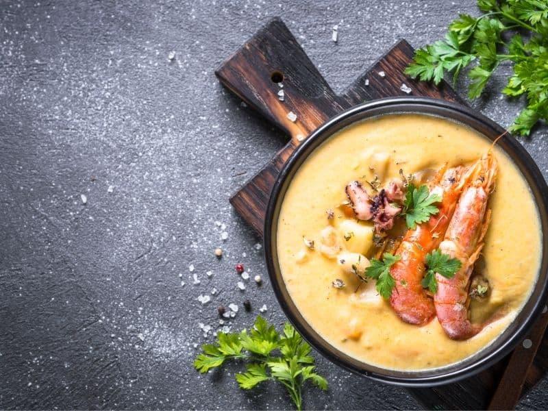 sopa de marisco soup recipe