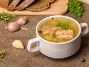 Easy Spanish Fish Soup [Sopa de Pescado] Recipe