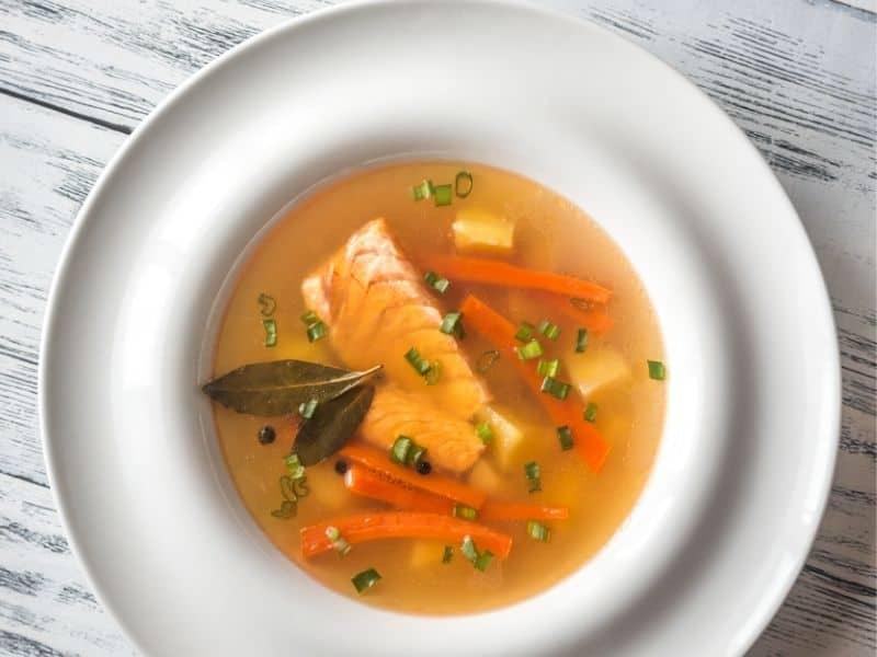 spanish fish soup recipe easy