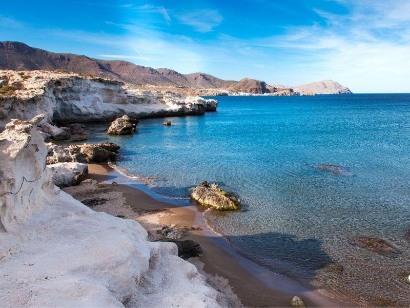 Los-Escullos-Beach, almeria, cabo verde