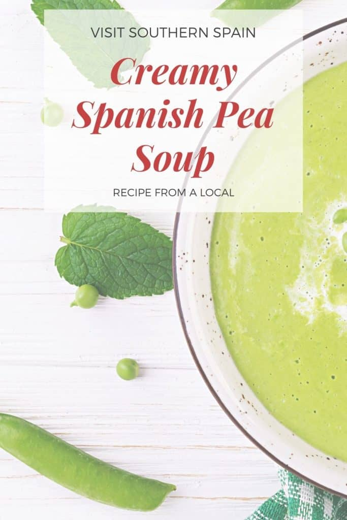 Are you looking for an easy Spanish pea soup recipe? This is a healthy Spanish soup recipe to make one of the most popular Spanish soups out there. This pea soup recipe is quick to make and healthy too. There are several variations of the Spanish soup such as pea soup with ham bone, which is one of the most popular split pea and ham soups out there. If you're looking for split pea recipes, you'll fall in love with this one. #peasoup #splitpeasoup #spanishpeasoup #spanishsoups #spanishrecipes