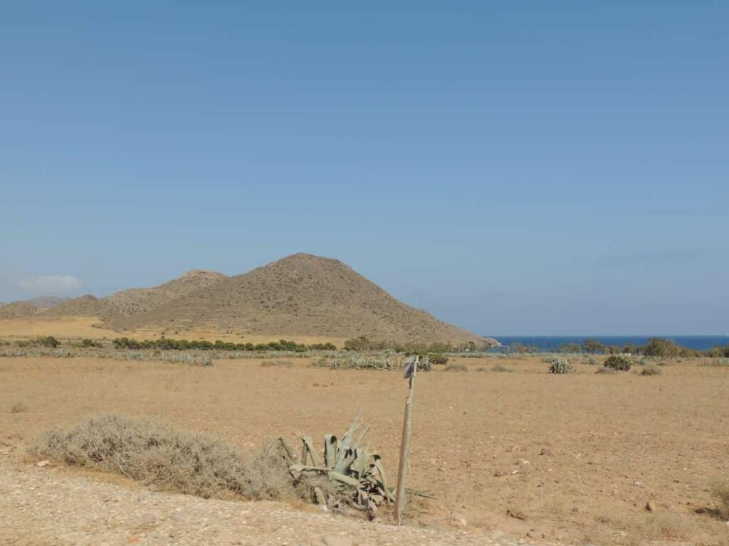 monsul beach cabo de gata almeria spain