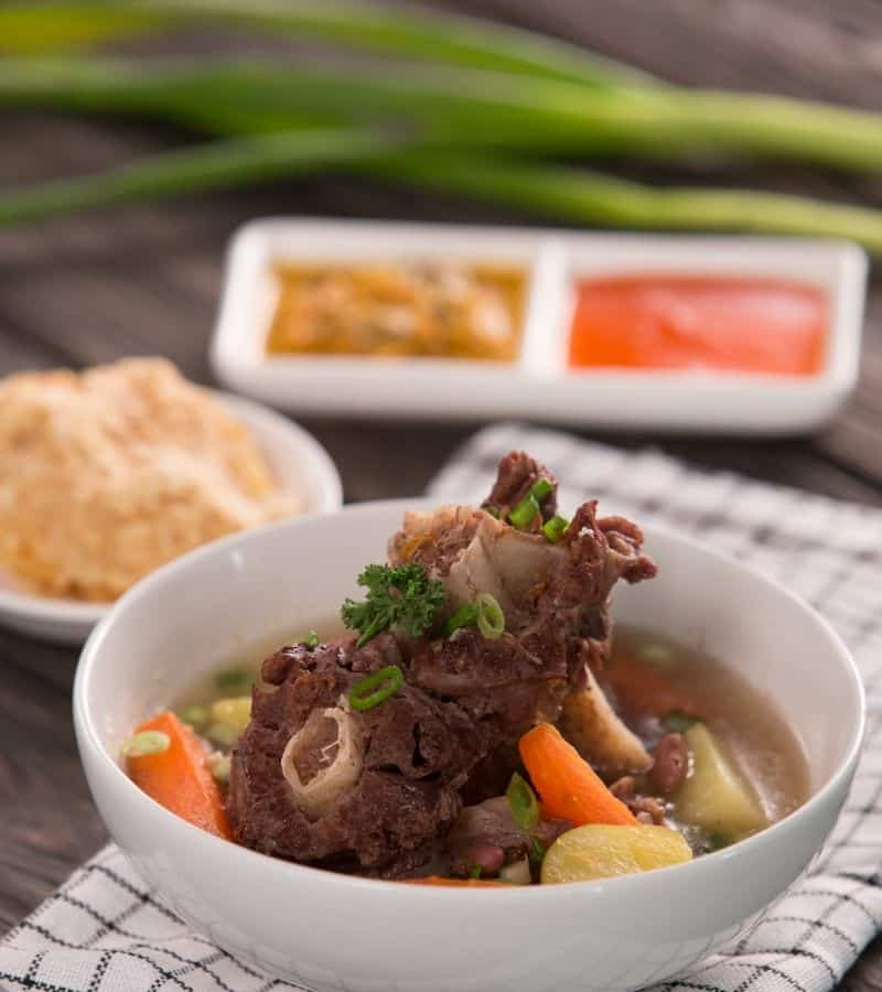 spanish oxtail soup recipes food